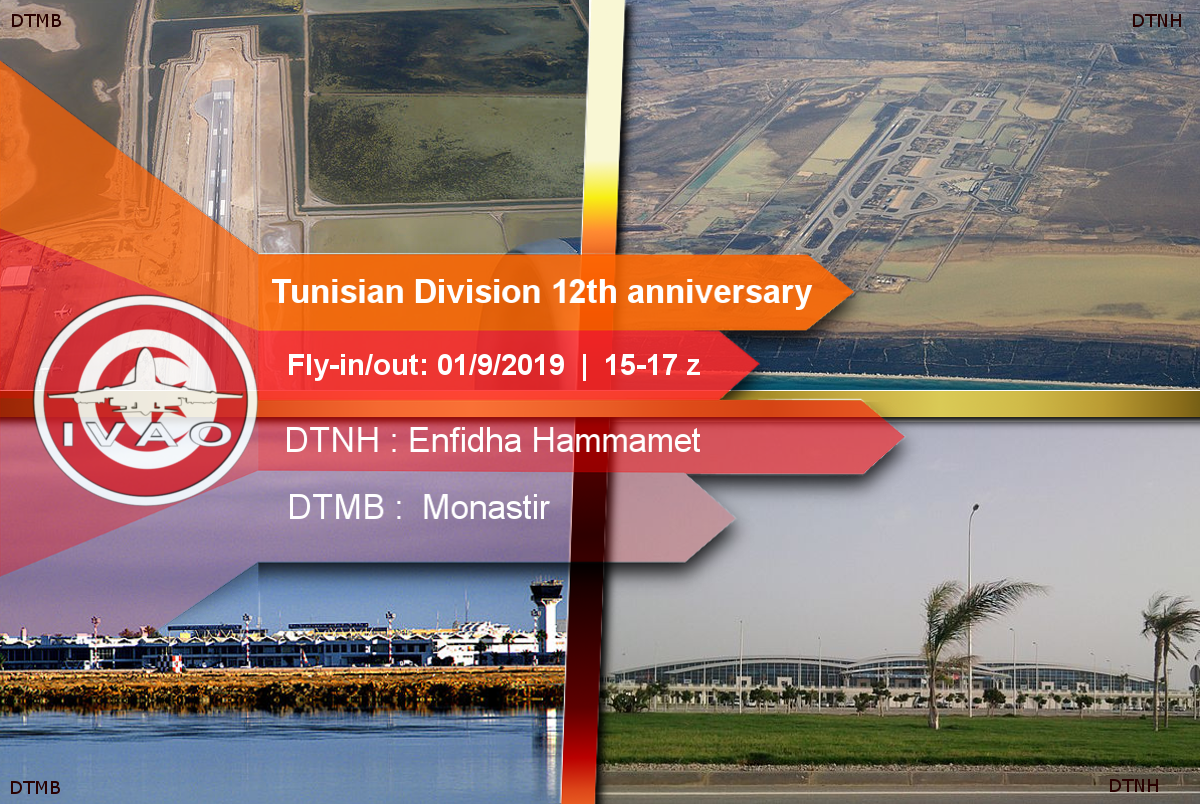 [TN] Tunisian Division 12th Anniversary