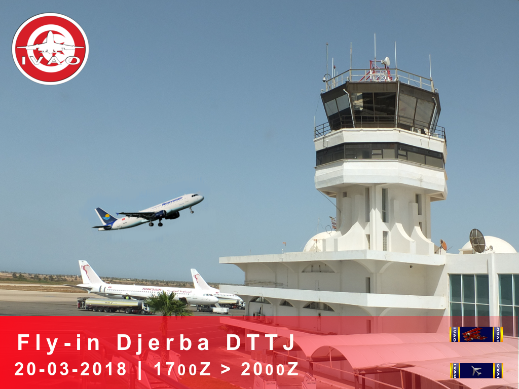 [20-03]Djerba Zarzis Fly-In