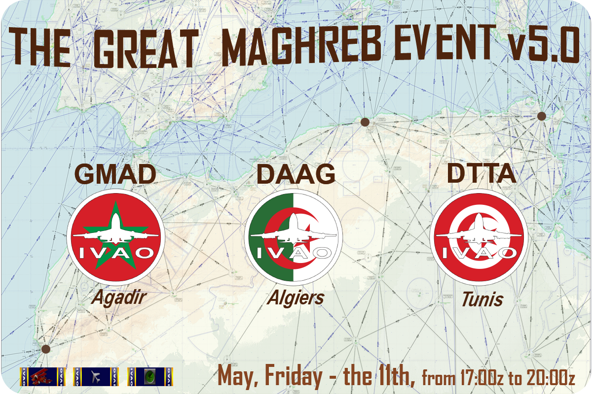 [11-5]The Great Maghreb Event