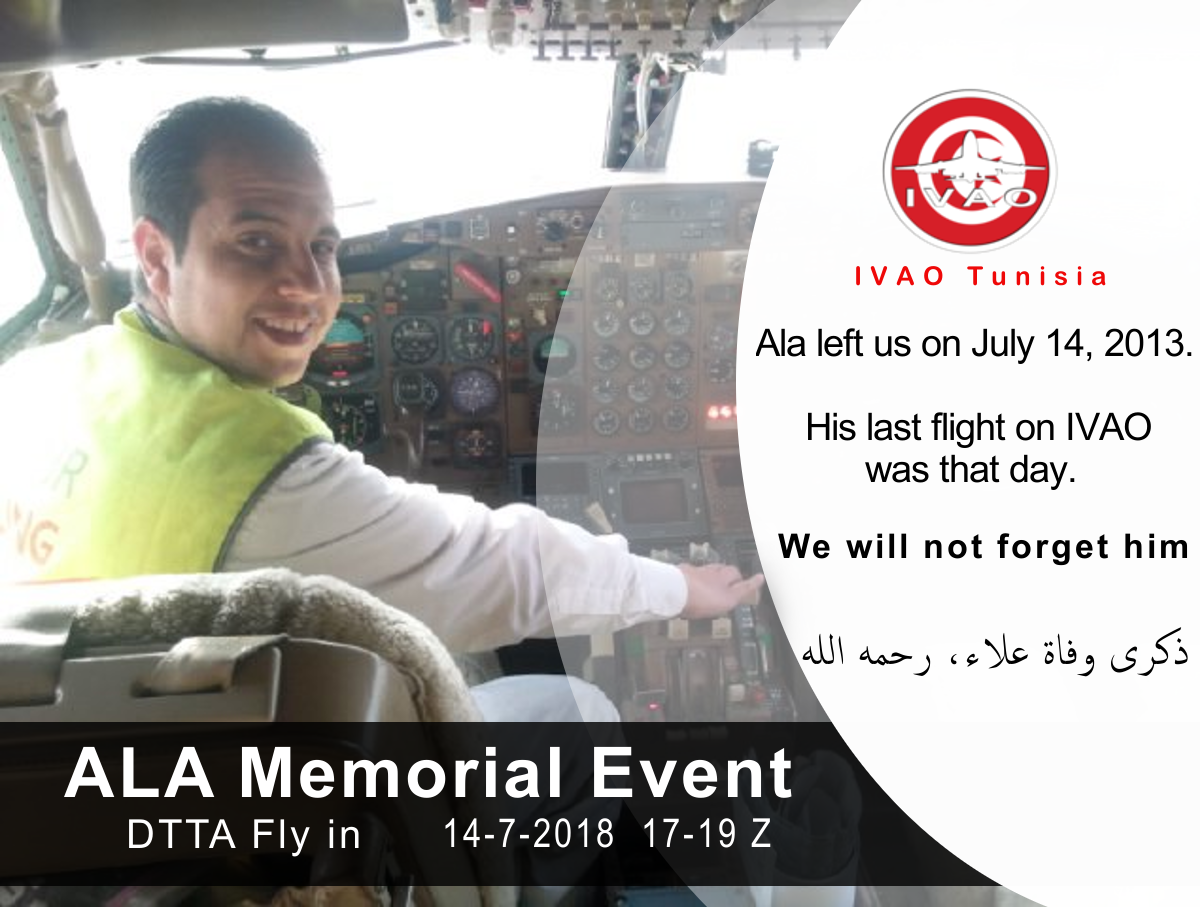 [14 JUL] Ala Memorial Event