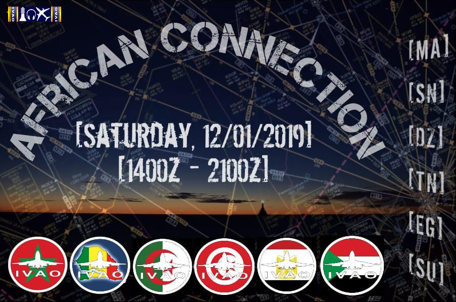 [HQ+MA+SN+DZ+TN+EG+SU] African Connection