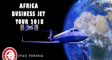 AFRICA Business Jet Tour 2018